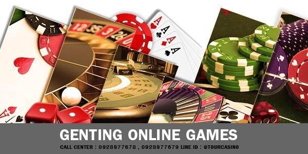 Genting online games