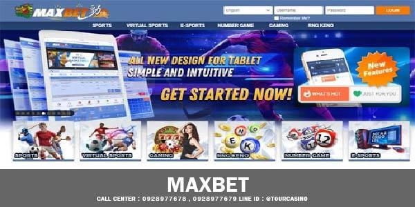 เว็บ Maxbet