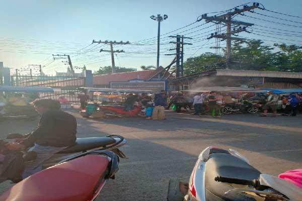 ด่านพรมแดนไทย-กัมพูชา