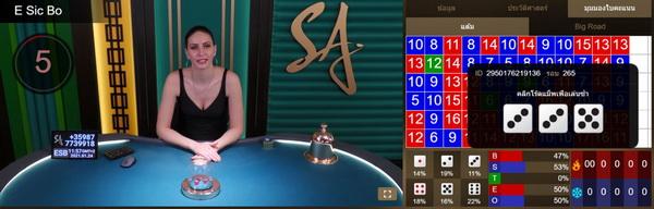 Betting Rules of Sic Bo Ufabet