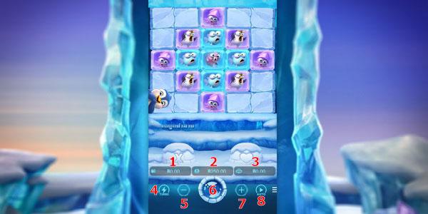 อธิบายเกมส์หนีฝ่าแดนน้ำแข็ง