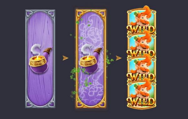 สัญลักษณ์บางตัว เว้น Wild ,Scatter