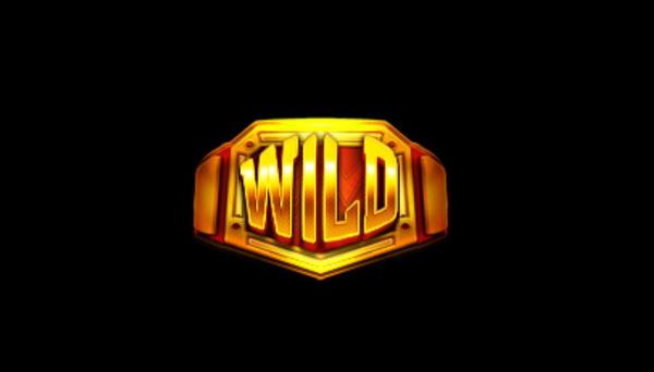 สัญลักษณ์ wildเกมส์สล็อตราชามวย