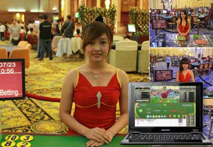 Casino Online Website