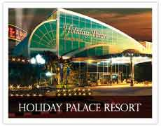 Holiday Palace Resort Poipet