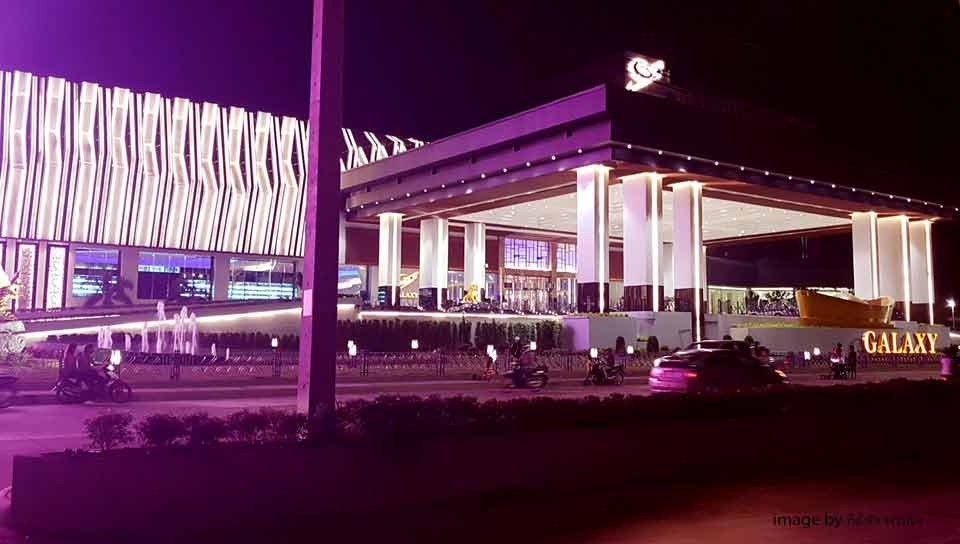 Galaxy Casino Poipet