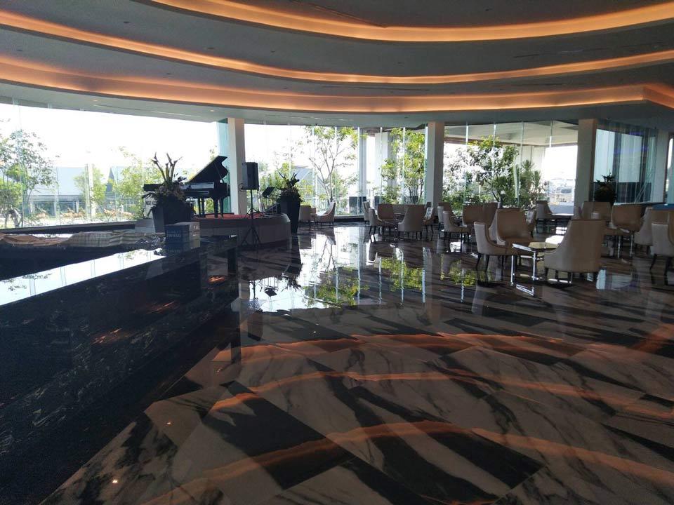 Lobby Galaxy Plaza Poipet