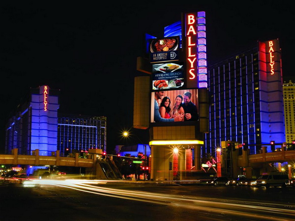 จุดเด่น Bally's Las Vegas