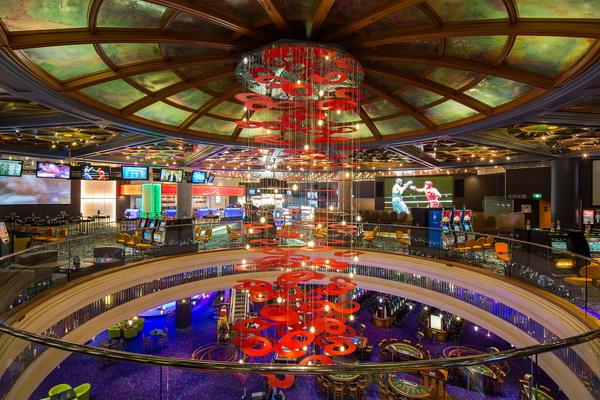 The Reef Hotel Casino Gambling