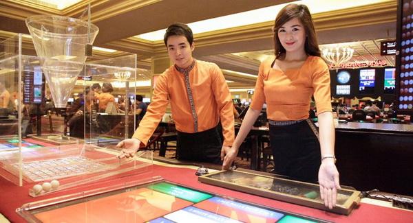 resort world manila casino games