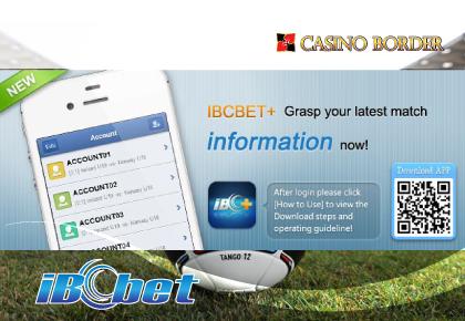 ibcbet online
