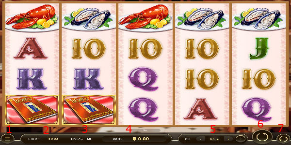 Play guide ChefDoeuvre Slot
