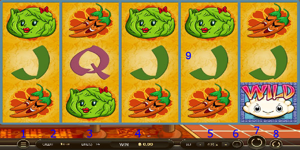 Play guide Super Dumpling