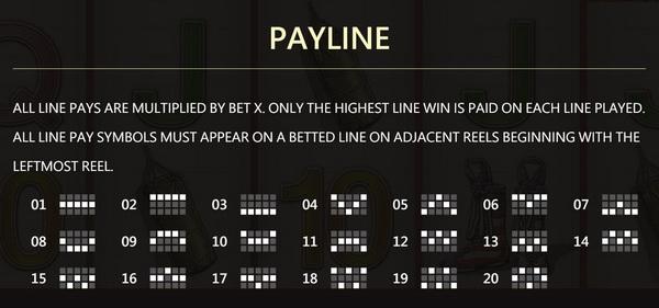 Payline Extreme Knockout