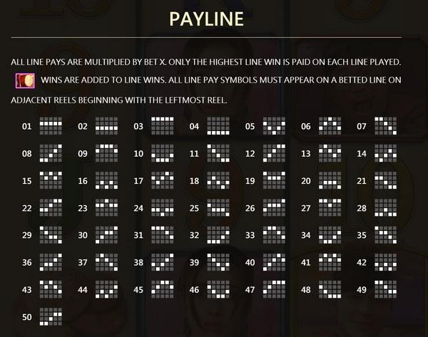 Payline MrBao Slot