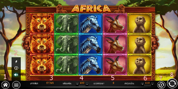 Play guide Africa