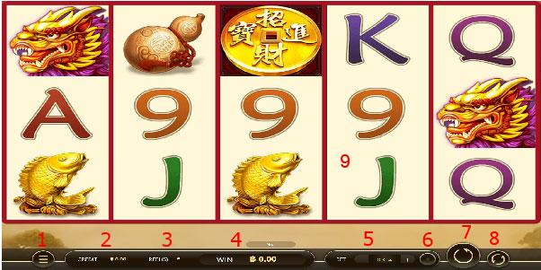 Play guide Lucky Qilin Slot