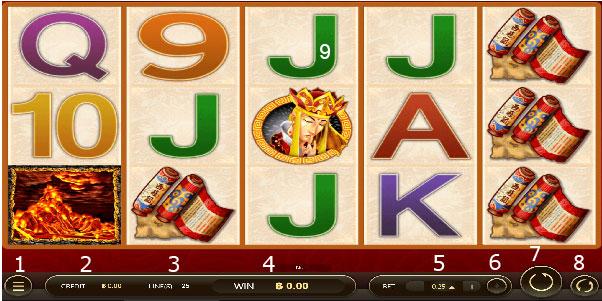 Play guide Wukong Slot