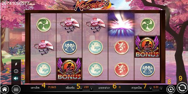 Play guide kunoichi Slot