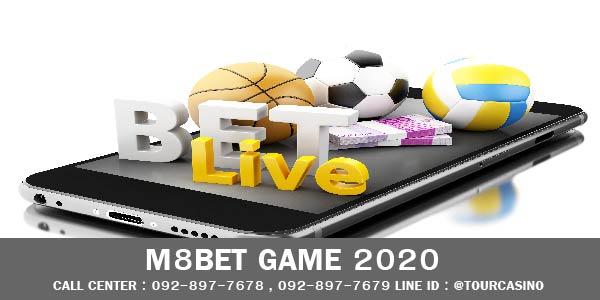 M8bet game