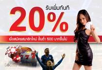 Promotion 20%