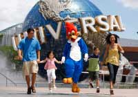 Resorts World Sentosa Universal Studio