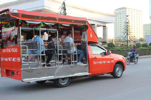 รถรับส่ง คาสิโนปอยเปต