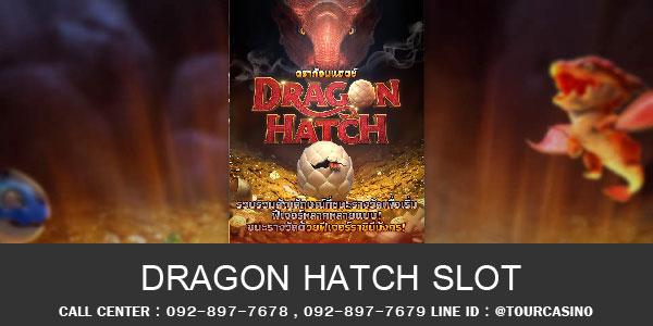 เกมส์สล็อต DRAGON HATCH