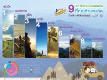 เที่ยว 9 Unseen ทะเลหมอกเมืองไทย