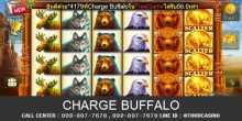 เกมส์สล็อต Charge Buffalo