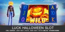 เกมส์สล็อต Lucky Halloween