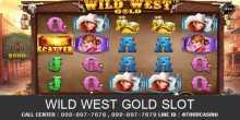 เกมส์สล็อต Wild West Gold